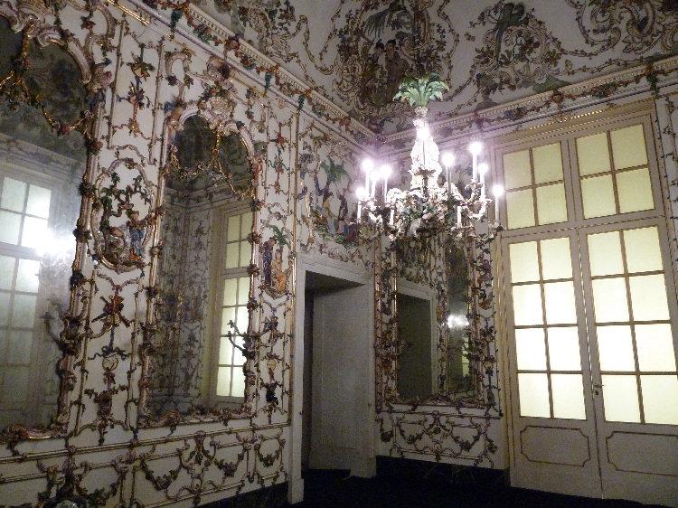 Capodimonte primo museo di napoli il mediano - Salottino da interno ...
