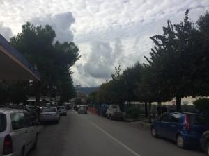 San Gennaro Vesuviano viabilità stradale