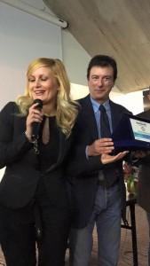Il premio a Canale 21 consegnato alla giornalista Annarita De Feo