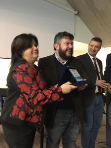 Il premio a Fanpage.it consegnato al giornalista Ciro Pellegrino