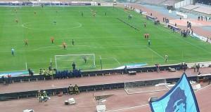 Lo stadio San Paolo fotografato da Paolo Trapani