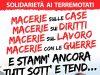 Pomigliano, la locandina di propaganda dei licenziati Fiat