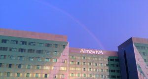 La sede centrale di Almaviva