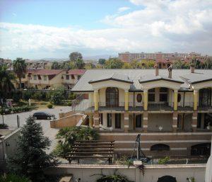 Acerra, la villa sequestrata a Giovanni Pellini