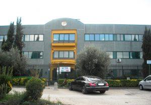Acerra, l'azienda sequestrata ai fratelli Pellini