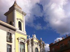 Pomigliano, la chiesa del Carmine e i suoi fedeli